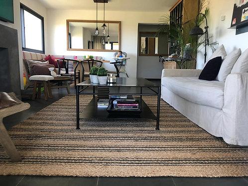 Carpet Grey Stripes