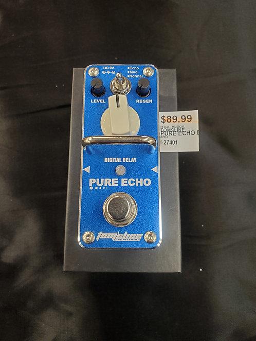 Pure Echo Pedal