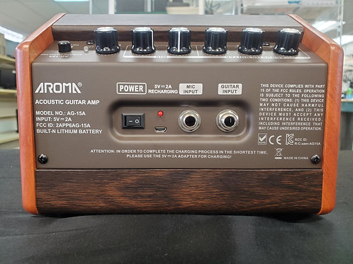 Rechargeable Guitar Amp