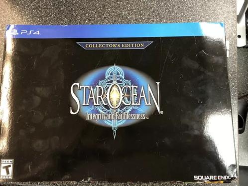 Star Ocean Collectors Edition