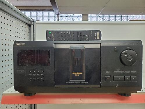 Sony CDP-CX225 200 Disc CD Player