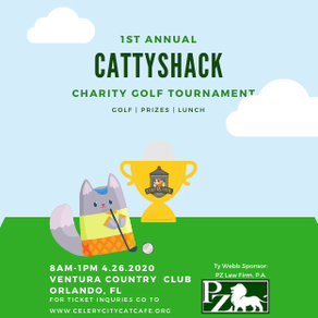 "PZ Law Firm Sponsors First Annual ""Cattyshack"" Golf Tournament!"