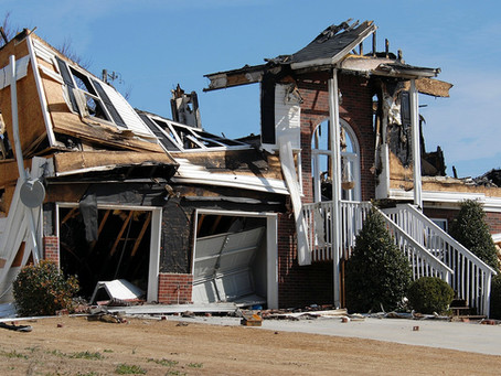 6 Things to Do When Your Home Has Property Damage