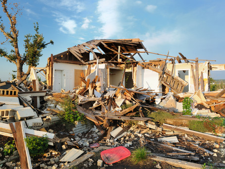 Important Steps to Take After Suffering Property Damage from a Tornado in Florida