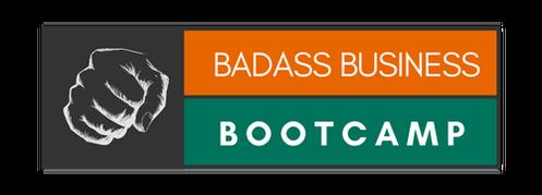 Badass Business Bootcamp Logo