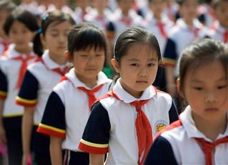 Как живет китайский ученик? Интервью с шанхайским школьником