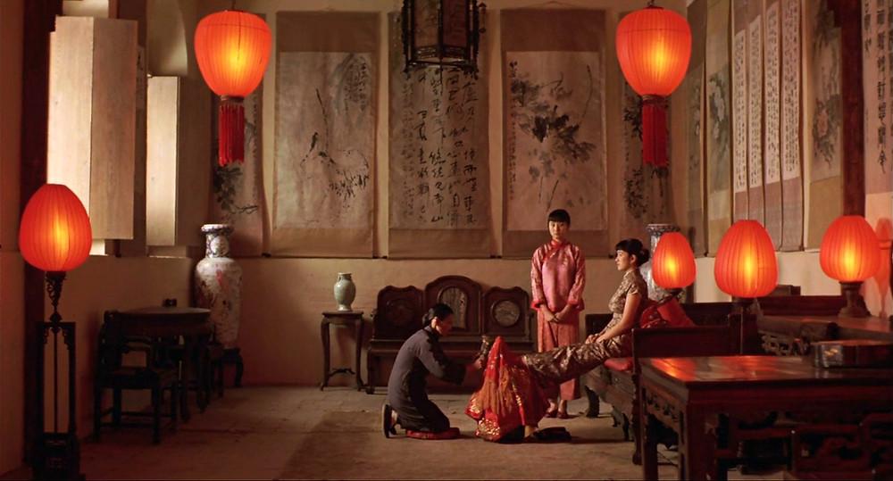 """""""Зажги красный фонарь"""" Чжан Имоу, Китай"""