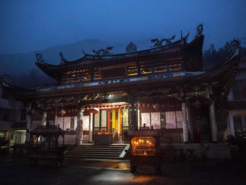 храм Цзисян