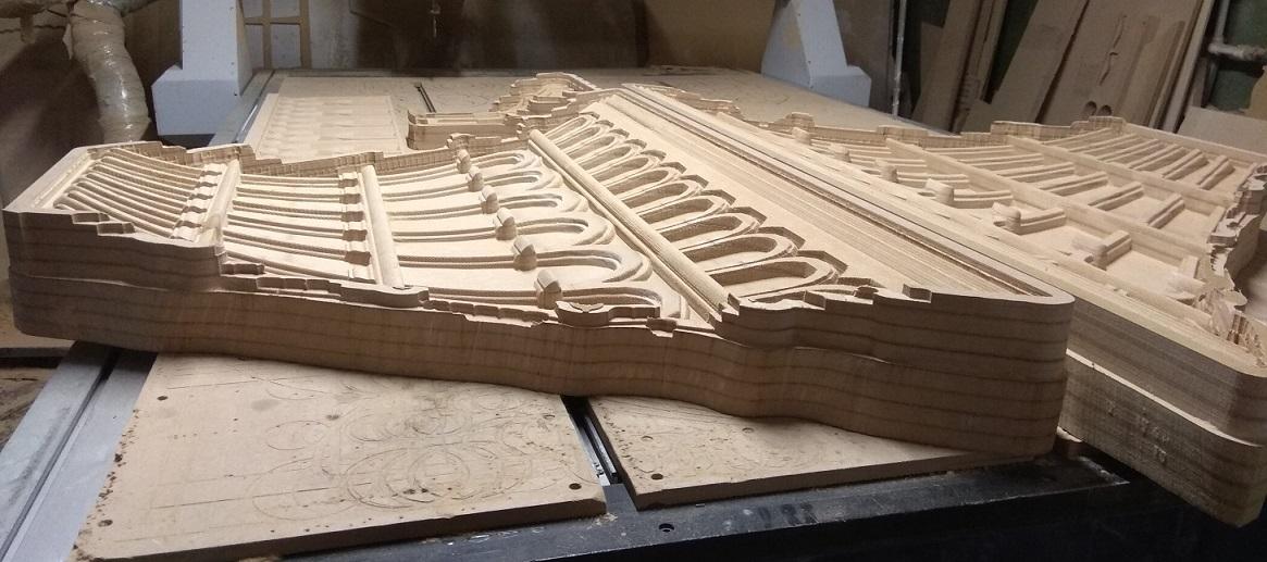 3Д фрезеровка