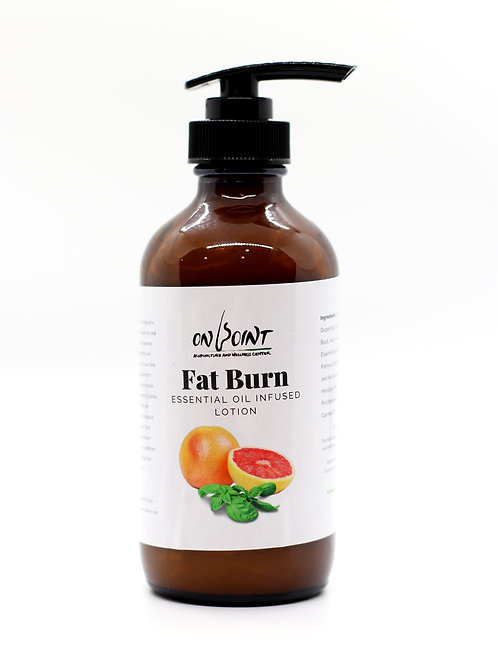 Fat Burn   Essential Oil-Infused Lotion