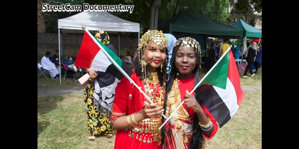 At Notting Hill Carnival #East African food Planet  Follow us  on Sunday, 25 August