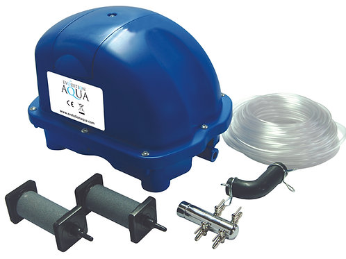 Airtech 70 Liter (Complete Airpump Kit includes valve airline and air stones)