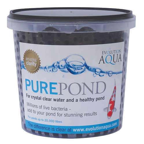 Pure Pond 1000ml (Slow Release Bacteria Gel Balls)