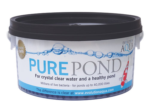 Pure Pond 2000ml (Slow Release Bacteria Gel Balls)