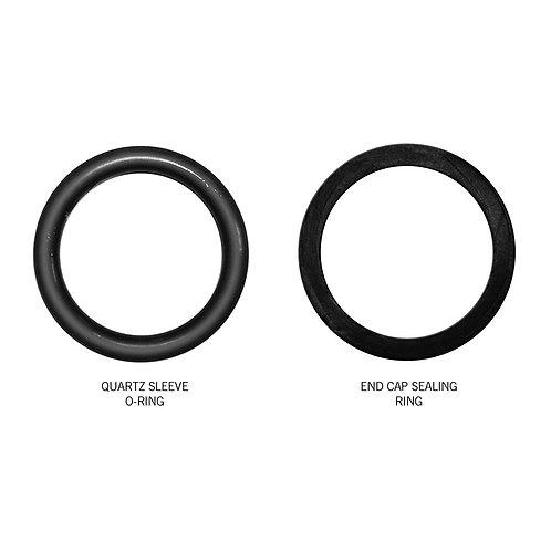 Evo UV Spare Part Bag for 30/55 watt (O-rings)