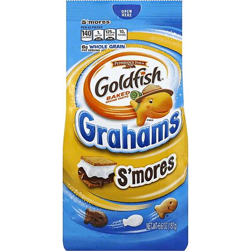 S'mores Goldfish