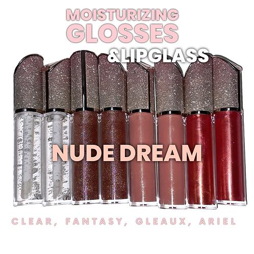 Nude Dream (8pcs) Bundle