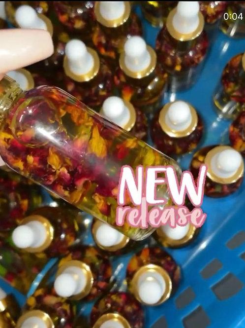Honey Grow Hair Oil (Rose Infused)