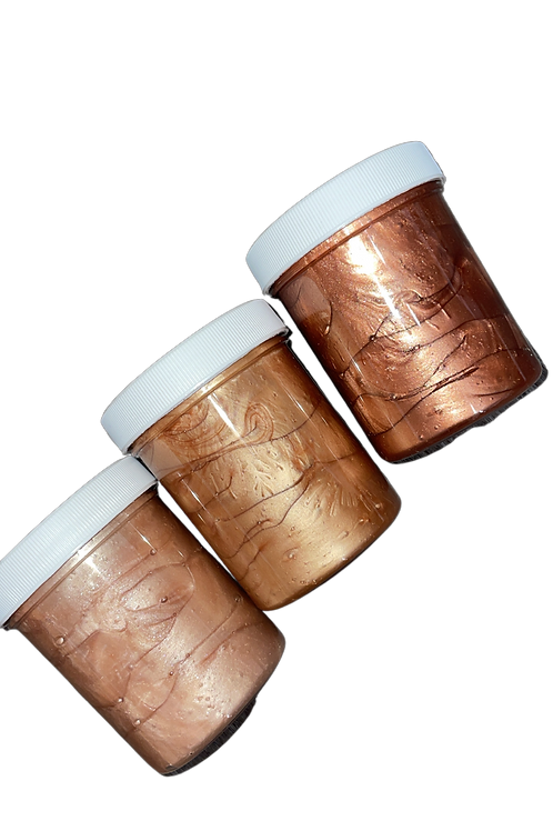 DIY SHIMMER GLOSSES (Brown collection)