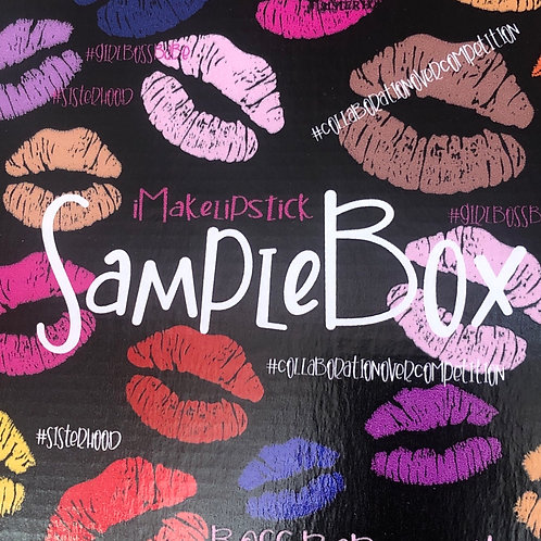 SAMPLE BOX (Boss Babe Edition)