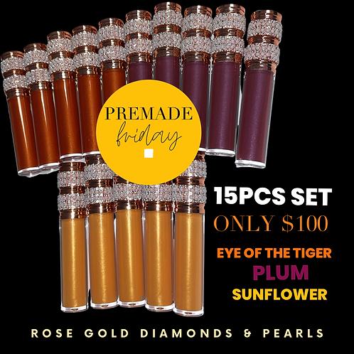 Diamonds & Pearls (15pcs Set)