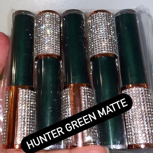 Diamond- Hunter Green Matte