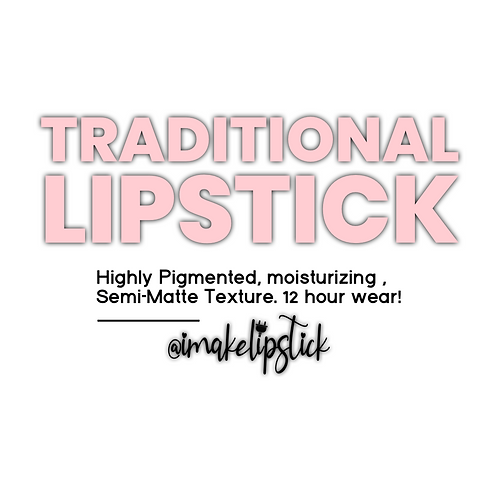 TRADITIONAL LIPSTICK Starter Package (25 Pcs)