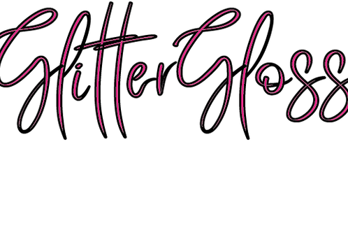 Glitter Gloss ( One Color)
