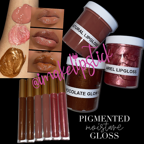 Pigmented Moisture Gloss
