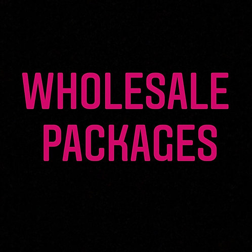 Wholesale Packages