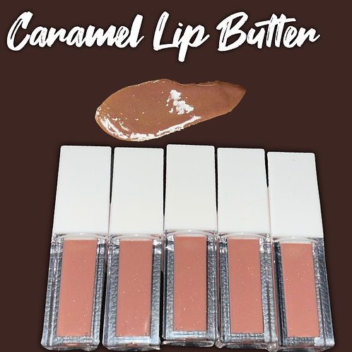 Caramel Lip Butter (5 pack) White Shorties (BIG WAND)