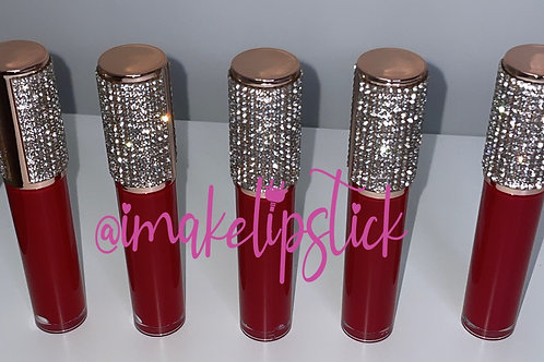 Diamond Red Lipglass (5 pack)