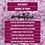 Thumbnail: RoseBerry Scrub  (6 pack)