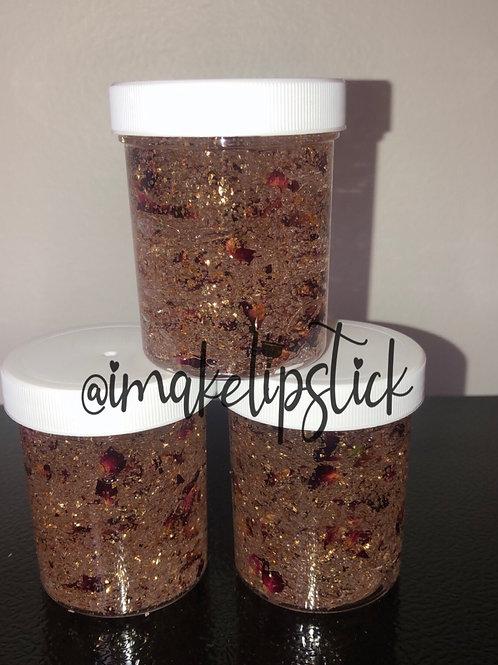 Concrete Rose 4oz jar (lipgloss)