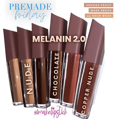 Melanin 2.0  Package (6pcs)