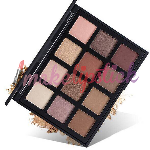 Nude Eyeshadow Palette Package