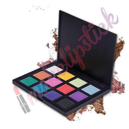 Rainbow Eyeshadow Palette Package
