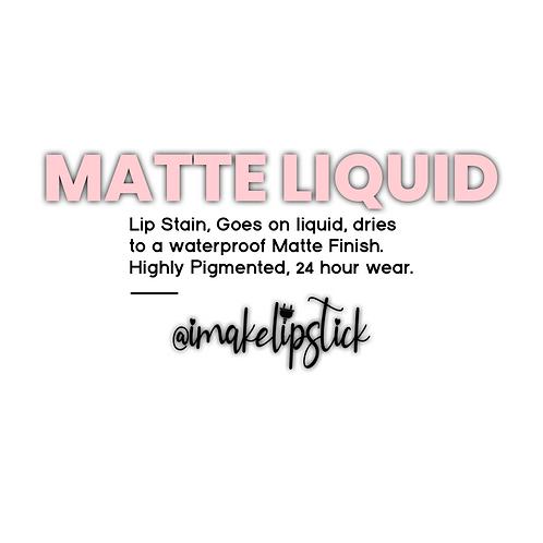 MATTE LIQUID Starter package  (25 Pcs)