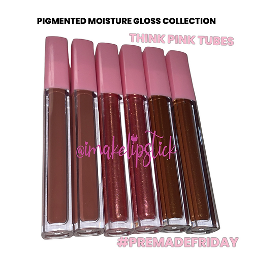Pigmented Moisture Collection (6pcs) (Think Pink)
