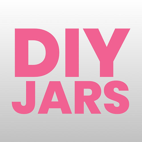DIY JAR SALE (LIPGLASS)