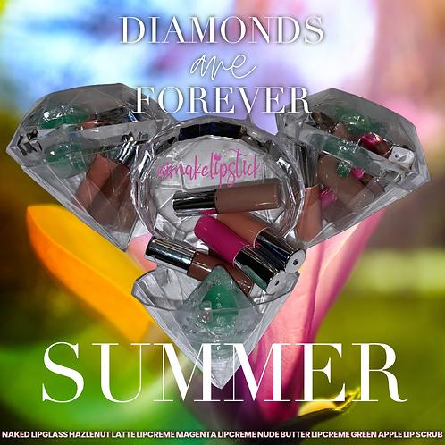 Diamonds Are Forever Summer  (5 pack)