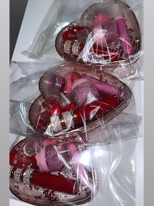 Heart Set (all 3 hearts - 21 pcs)