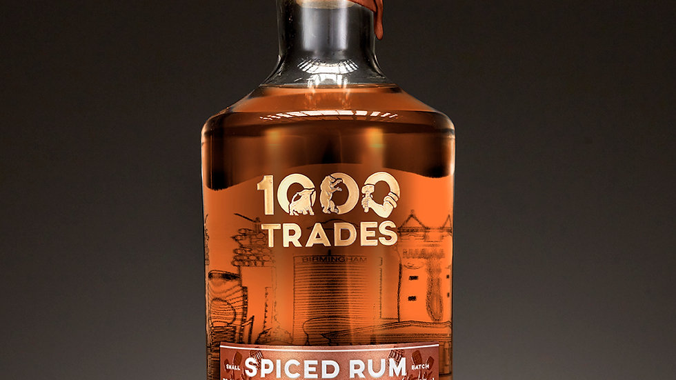 Spiced Rum 70cl 38%