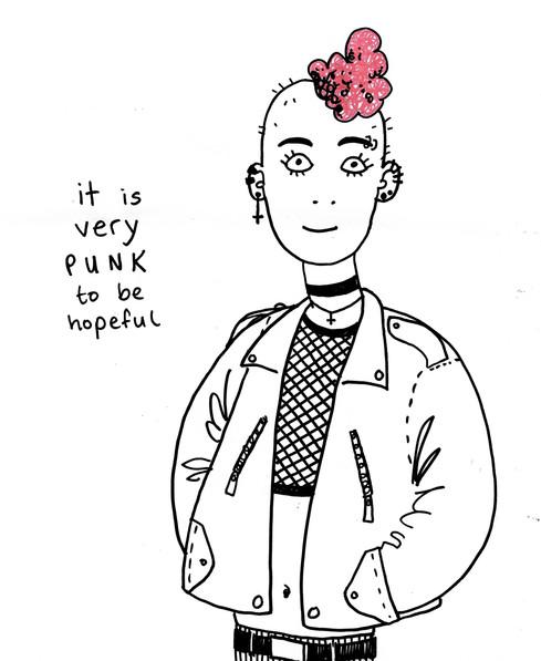 the punkest