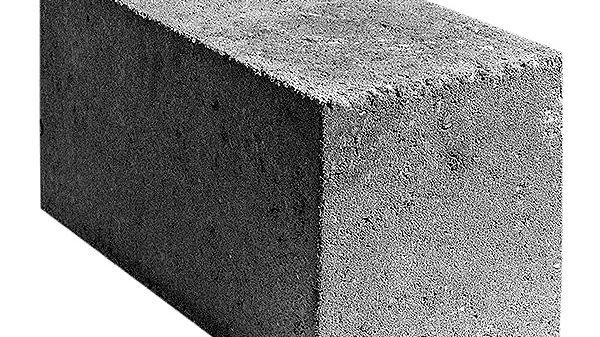 Блок фундаментный для ручной кладки полнотелый ФБС