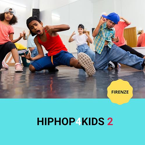 HIPHOP4KIDS 2  firenze  23/05/2021