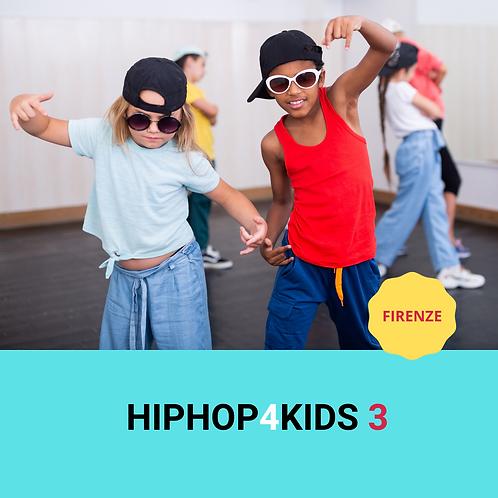 HIPHOP4KIDS 3  firenze  23/05/2021