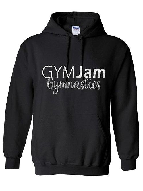 Wallers' Hoodie Sweatshirt with Glitter