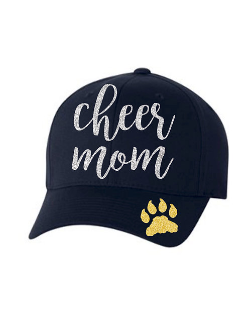 WR Cheer Mom Baseball Cap