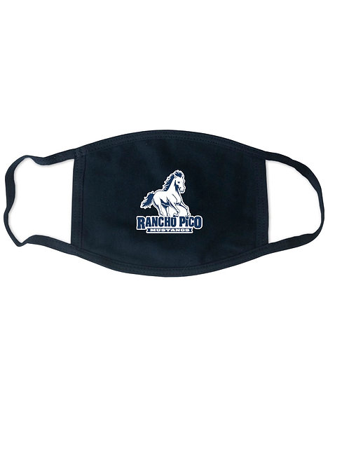 Rancho Pico Logo Face Mask